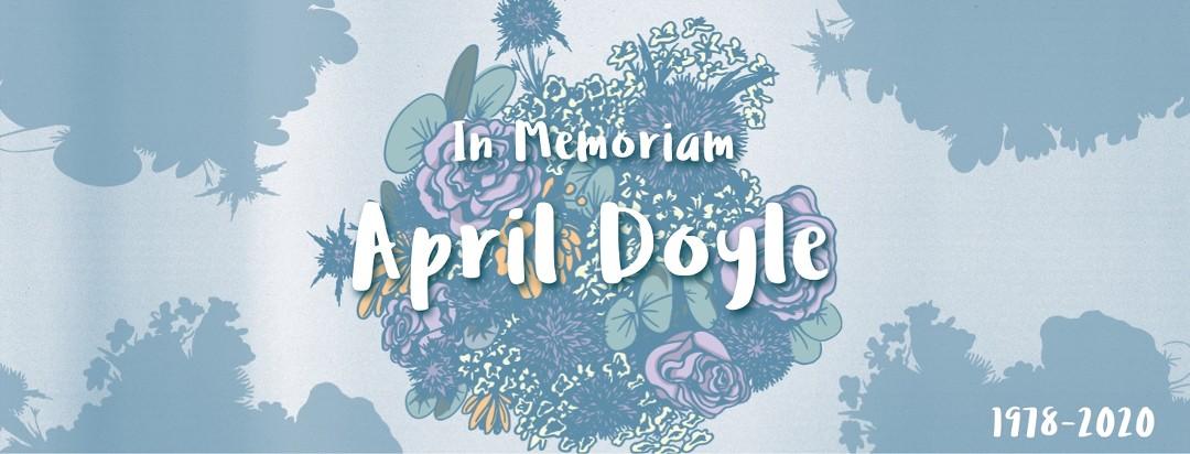 april doyle memorial article