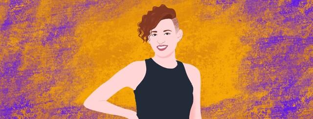 Portrait of advocate Jessica Carroll