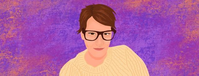 Portrait of advocate Lynn Reublinger