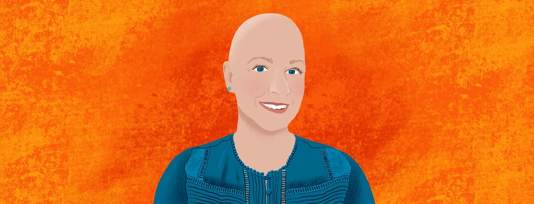 Portrait of community member Emily Sanial