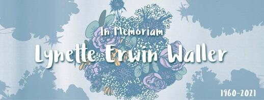 Remembering Lynette Erwin Waller image