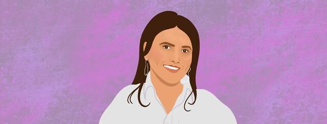 Portrait of community member Luz Adriana Cardeño